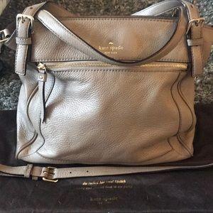 Kate Spade handbag with crossbody
